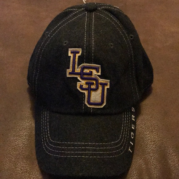 sports shoes 6c021 e48b3 Top Of The World LSU Strapback Hat